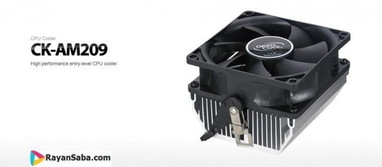 image خنک کننده پردازنده دیپ کول CK-AM209 DEEPCOOL CK-AM209 CPU Cooler