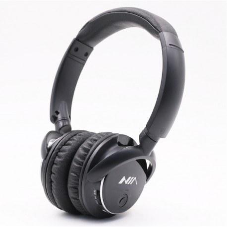 تصویر هدفون وایرلس نیا مدل Q1 NIA Q1 Wireless Headphones