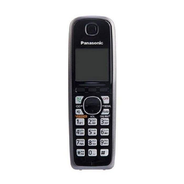 تصویر گوشی اضافه تلفن پاناسونیک مدل KX-TG3721