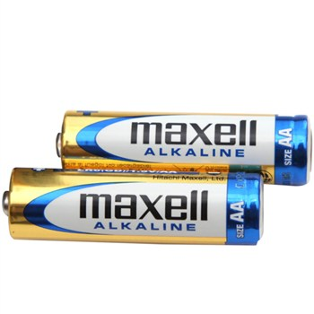 باتری قلمی مکسل مدل آلکالاین بسته ۲ عددی