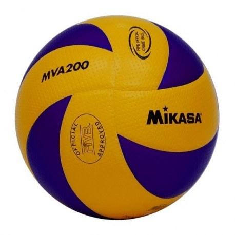 توپ والیبال میکاسا Volleyball Ball Mikasa MVA 200