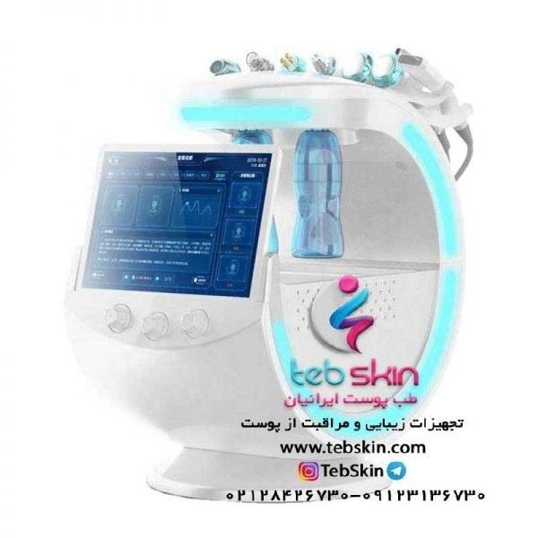 تصویر دستگاه هیدروفشیال جت اکسیژن 2020