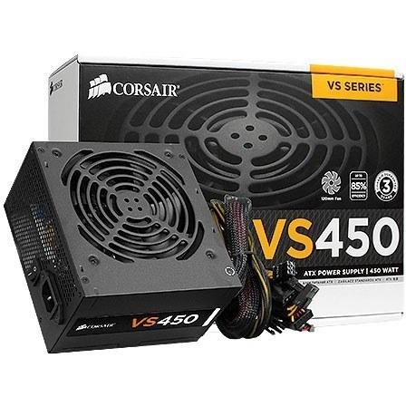 main images پاور  کورسیر  وی اس 450 پاور کورسیر VS450 Power Supply