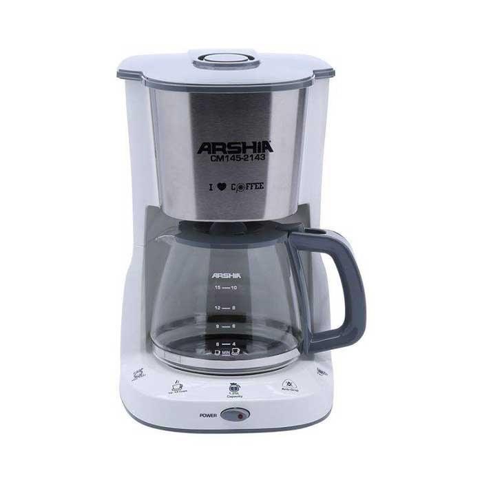تصویر قهوه ساز عرشیا مدل CM145-2143