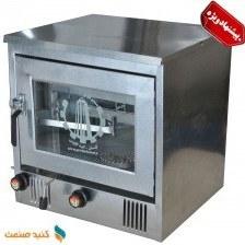 تصویر تنور گازی خانگی پخت نان و شیرینی کد TG180