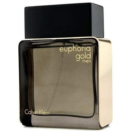 9873de43c عطر کالوین کلین ایفوریا گلد مردانه (سی کی یوفوریا گلد) Calvin Klein Euphoria  Gold