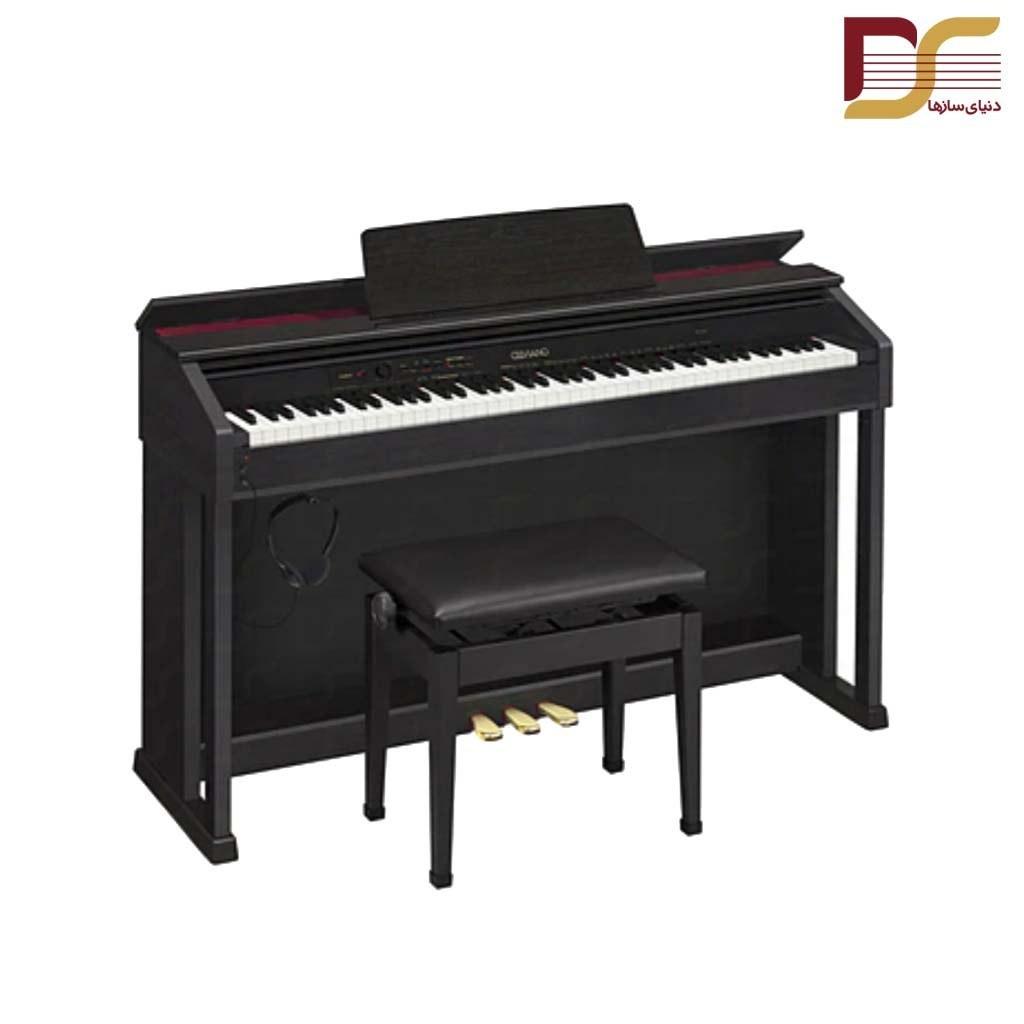 تصویر پیانو دیجیتال کاسیو مدل AP-470 Casio AP-470 Digital Piano