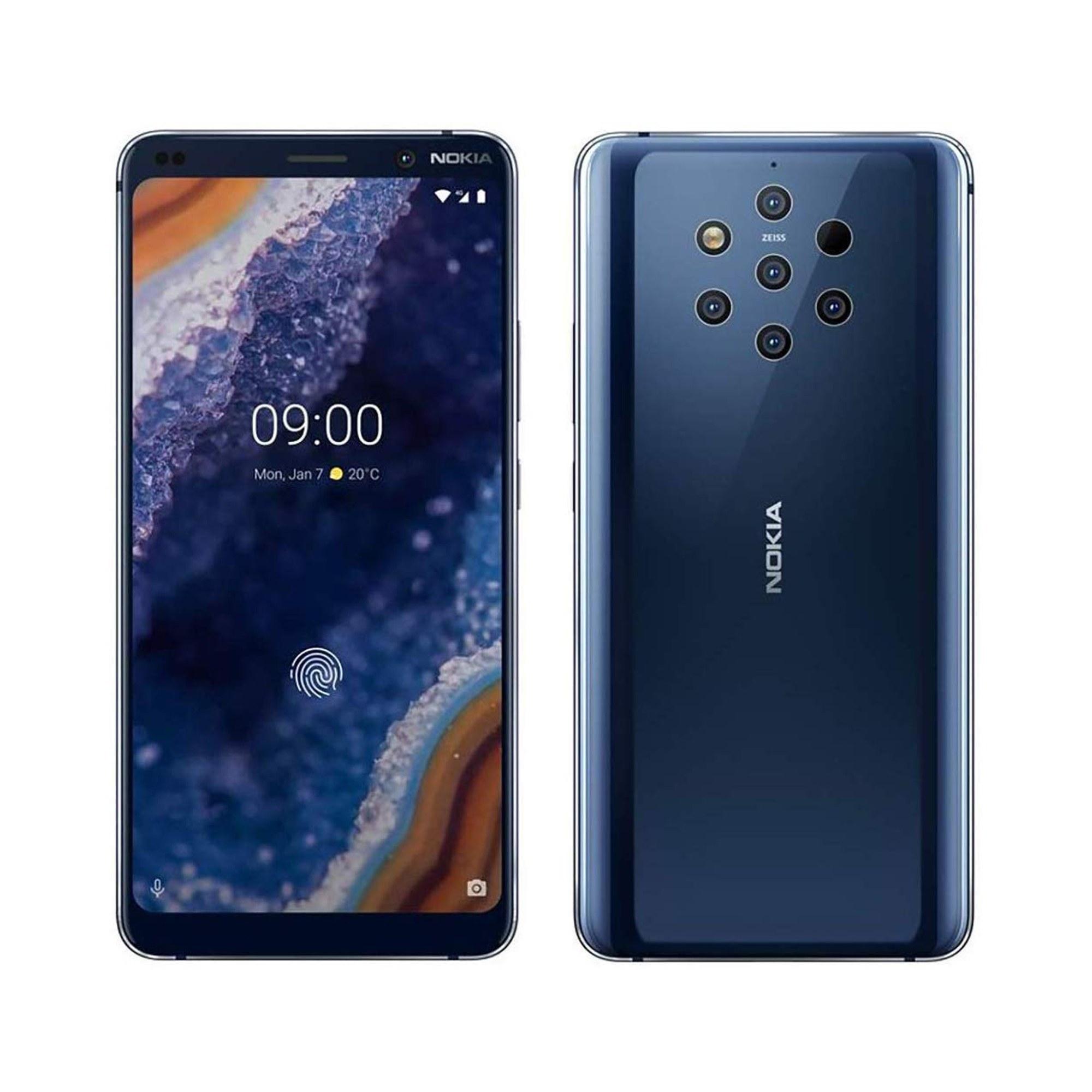 عکس گوشی نوکیا 9 PureView TA-1087   ظرفیت 128 گیگابایت Nokia 9 PureView TA 1087   128GB گوشی-نوکیا-9-pureview-ta-1087-ظرفیت-128-گیگابایت