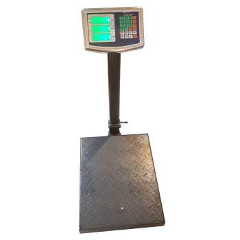فروش باسکول دیجیتال 50/50 اندازه صفحه نمایش | باسکول 50/50 وزن 300 قیمت 800000 ملکی