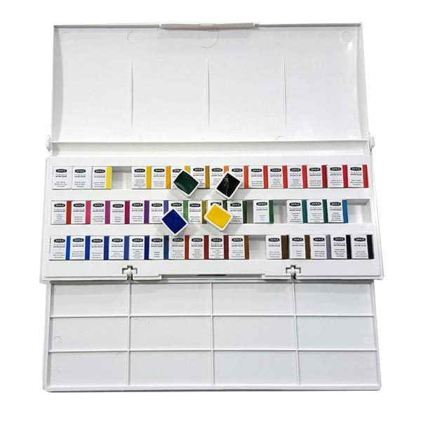 عکس آبرنگ افرا حرفه ای ۴۸ رنگ  ابرنگ-افرا-حرفه-ای-48-رنگ