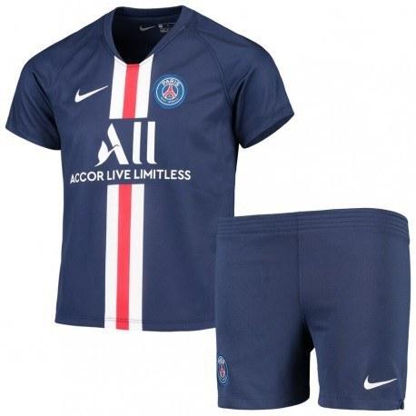 پیراهن شورت اول پاریسن ژرمن Paris Saint Germain 2019-20 Home Soccer Jersey