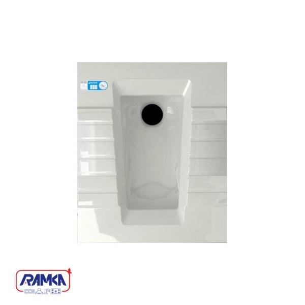 تصویر توالت ایرانی گلسار مدل آستر
