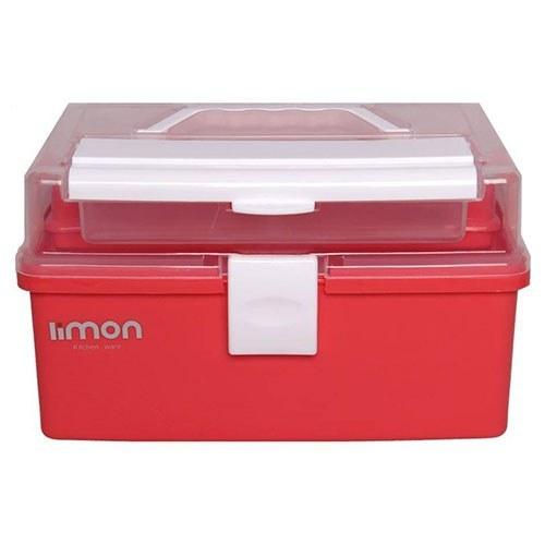 جعبه لوازم خیاطی لیمون کد ML17-1 |