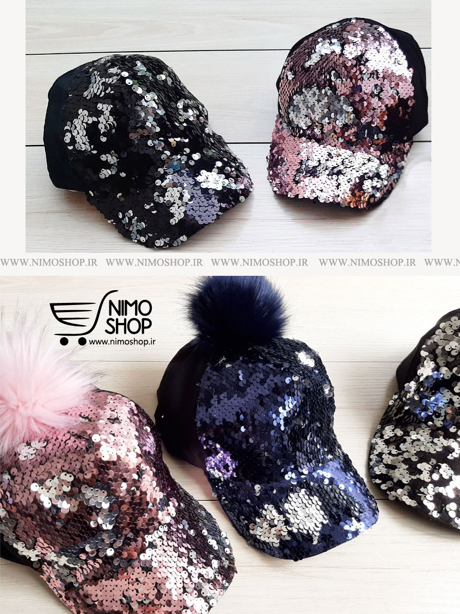 کلاه نقابی پولکی (دخترانه /پسرانه)