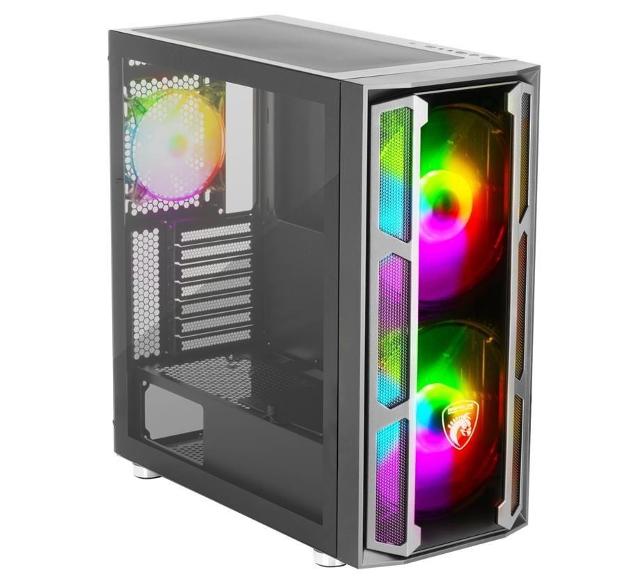 تصویر Computer Case Green GRIFFIN G6 کیس کامپیوتر گرین GRIFFIN G6