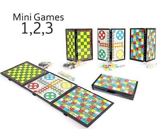 مجموعه بازی های نوستالژی MINI