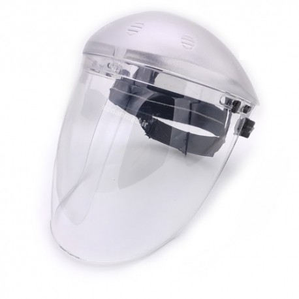 شیلد محافظ صورت پزشکی طرح کلاه کاسکت