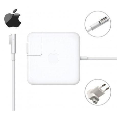 تصویر آداپتور لپ تاپ/Apple MagSafe 60w