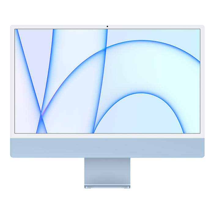 تصویر آیمک ۲۴ اینچ ۲۰۲۱ اپل با پردازنده M1 مدل MGPL3