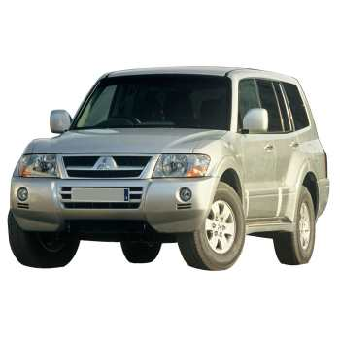 خودرو میتسوبیشی Pajero اتوماتیک سال 2004 | Mitsubishi Pajero 2004 AT