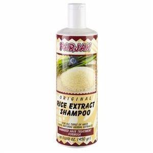 عکس شامپو پرژک مدل Rice Extract مقدار 450 میلی لیتر Parjak Rice Extract Shampoo 450 ml شامپو-پرژک-مدل-rice-extract-مقدار-450-میلی-لیتر