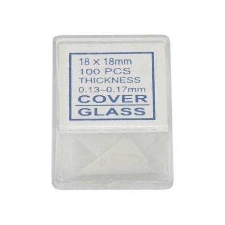 تصویر ورقه شیشهای پوششی لام خام سلسترون