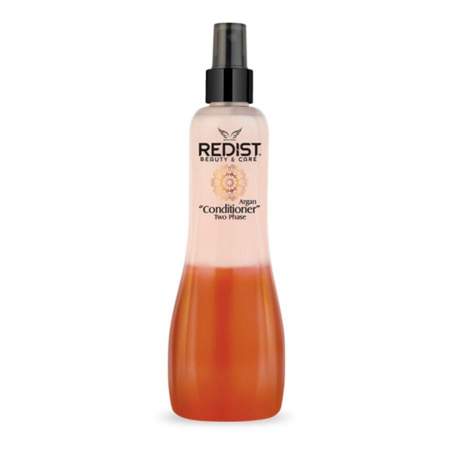 تصویر اسپری دو فاز ردیست حاوی روغن آرگان حجم 400 میل Redist Argan Oil 2 Phases Hair Conditioner Spray 400ml