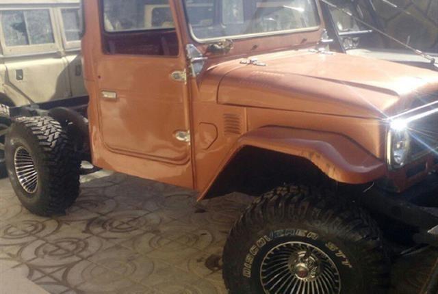 خودرو تویوتا، لندکروز وانت تک کابین، 2f، 1360
