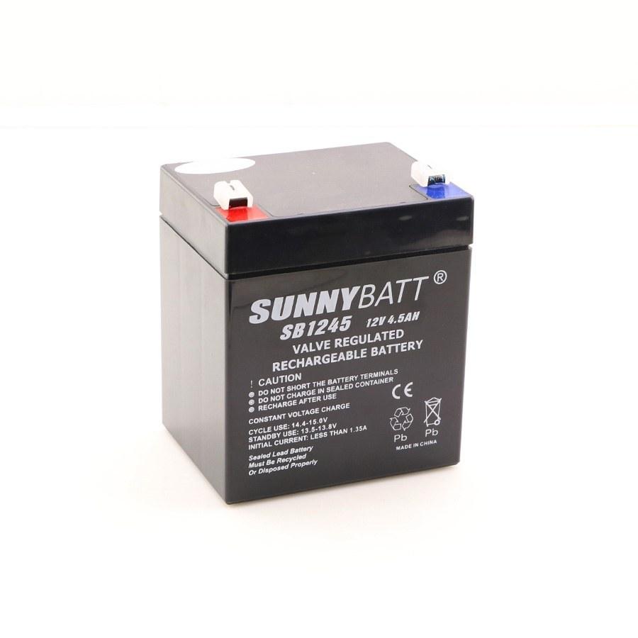 main images باتری خشک ۱۲ ولت ۴.۵ آمپر ساعت