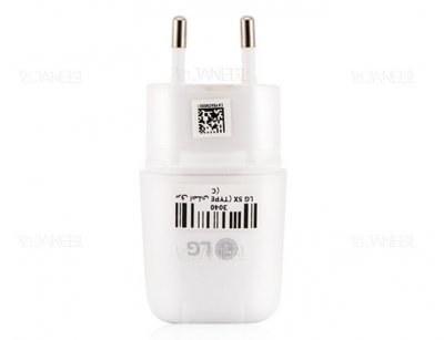 تصویر شارژر اصلی ال جی LG Travel Charger Adapter MCS-N04WD Type C