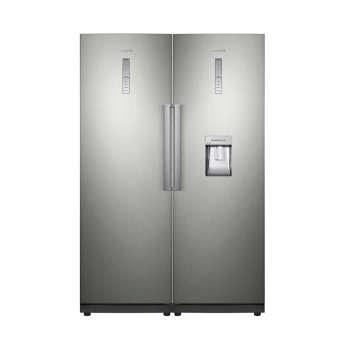 عکس یخچال و فریزر دوقلوی سامسونگ مدل RR30EW-RZ30W Samsung RR30EW-RZ30W Refrigerator یخچال-و-فریزر-دوقلوی-سامسونگ-مدل-rr30ew-rz30w