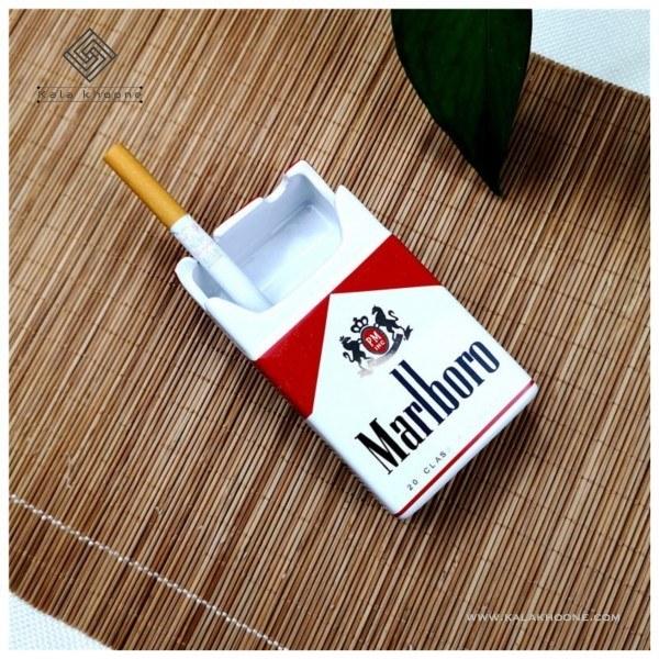 تصویر زیر سیگاری سرامیکی