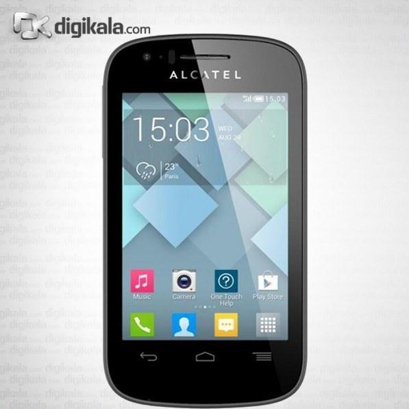img گوشی موبایل آلکاتل وانتاچ پاپ C1 - مدل 4015X Alcatel OneTouch Pop C1 4015X Mobile Phone