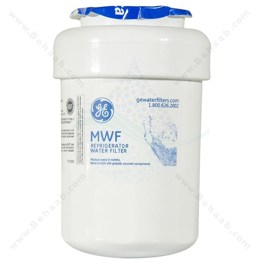 تصویر فیلتر ساید جنرال الکتریک MWF اورجینال General Electric MWF Refrigerator Water Filter