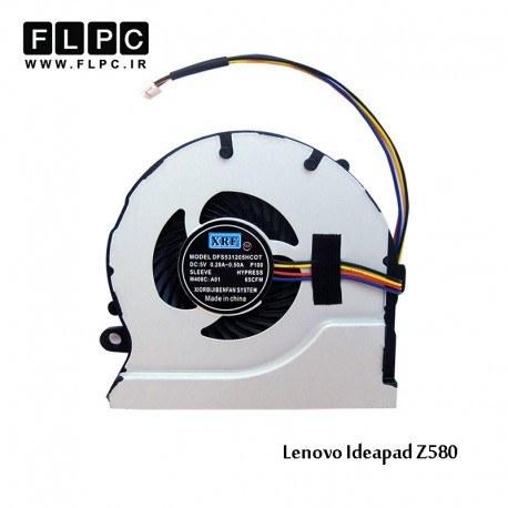 تصویر فن لپ تاپ لنوو Lenovo Ideapad Z580 Laptop CPU Fan