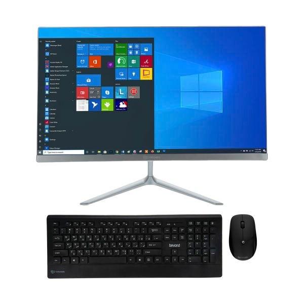 تصویر کامپیوتر آماده AIO اینوورس 24 اینچی مدل Z2412W پردازنده Core i3 رم 8GB حافظه 1TB HDD گرافیک Intel