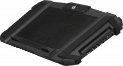 تصویر پایه خنک کننده کولرمستر مدل CM Storm SF17 Cooler Master CM Storm SF17 Coolpad