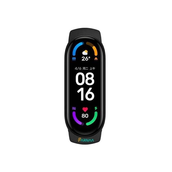 تصویر دست بند هوشمند Xiaomi Mi Band 6 Xiaomi Mi Band 6