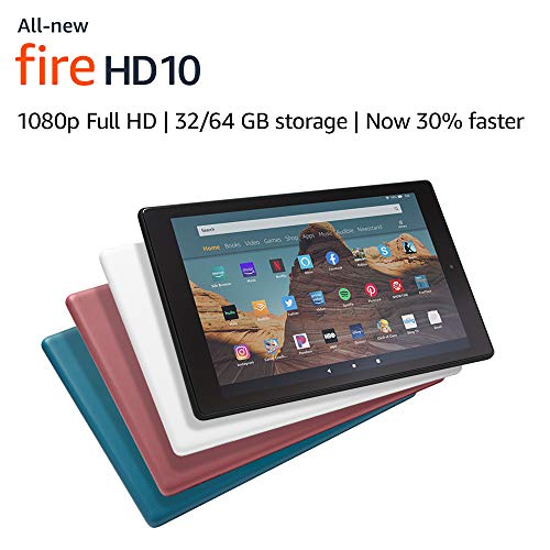 All-New Fire HD 10 Tablet (10.1\