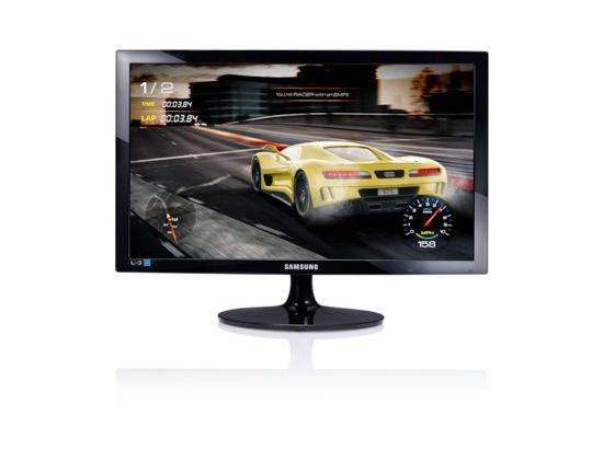 تصویر مانیتور سامسونگ مدل S24D330H-TN-HDMI سایز 24 اینچ مشکی Samsung S24D330H-TN-HDMI Monitor 24 Inch