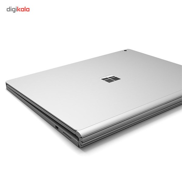 عکس لپ تاپ ۱۳ اینچ مایکروسافت Surface Book Microsoft Surface Book | 13 inch | Core i5 | 8GB | 256GB | 1GB لپ-تاپ-13-اینچ-مایکروسافت-surface-book 7