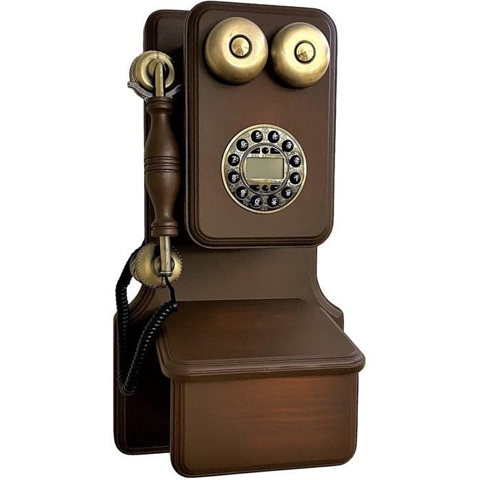 تصویر تلفن کلاسیک افق کد 10
