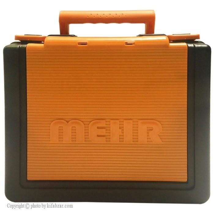 عکس جعبه دریل مهرپلاستیک مدل BD-1260 Drill Box  BD-1260 Mehr جعبه-دریل-مهرپلاستیک-مدل-bd-1260
