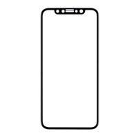 تصویر محافظ صفحه نمایش آکی مدل SP-G32 اپل iPhone X Aukey Premium 3D Tempered Glass For iPhone x