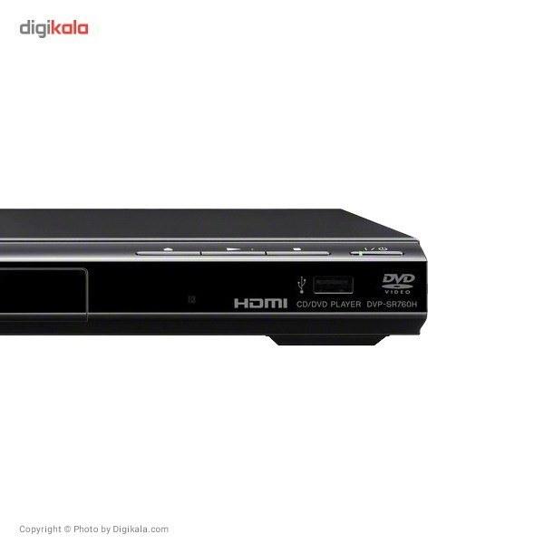 img پخش کننده DVD سونی مدل DVP-SR760 Sony DVP-SR760 DVD Player