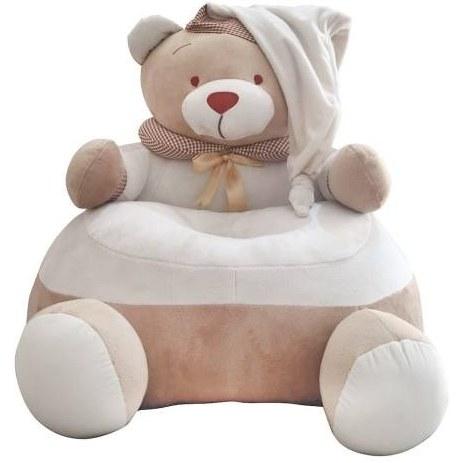 تصویر مبل خرس کودک طرح تدی