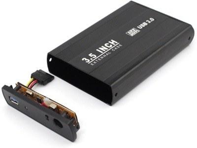 باکس هارد ۳.۵ اینچی USB3 | باکس هارد اکسترنال PC USB3.0 | قاب اکسترنال هارد دیسک ۳.۵  اینچی USB 3.0