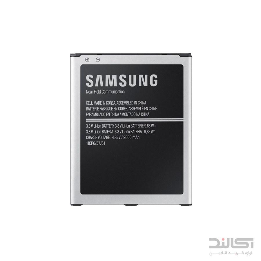 تصویر باتری اورجینال گوشی سامسونگ J3 2016 Battery phone samsung J3 2016 original with capacity 2600mA