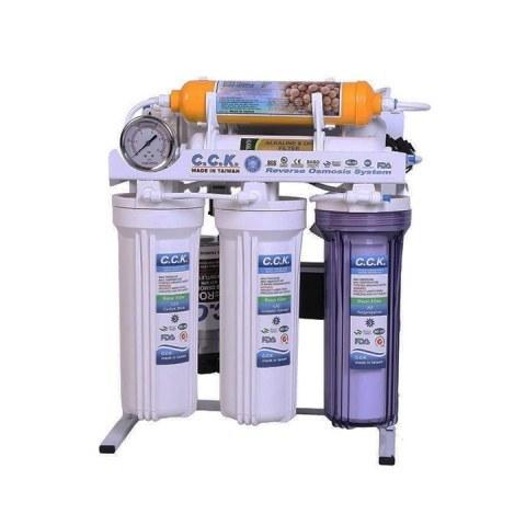 تصویر دستگاه تصفیه آب 7 مرحله ای سی سی کا CCK