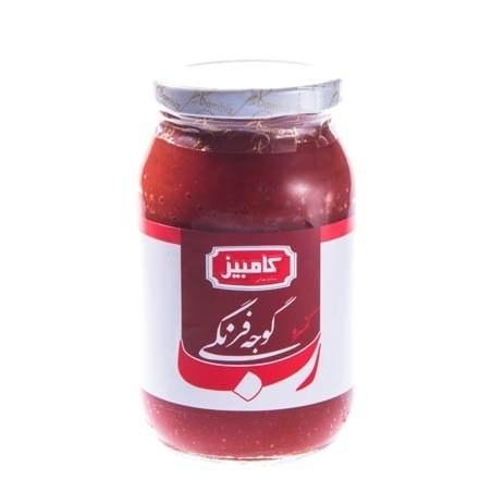 تصویر رب گوجه فرنگی کامبیز ۵۰۰ گرمی -